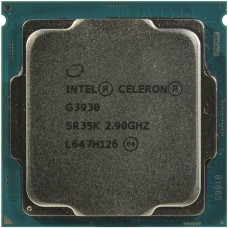 CPU S1151 Intel Celeron G3930 2.9GHz, 2Mb oem 39876
